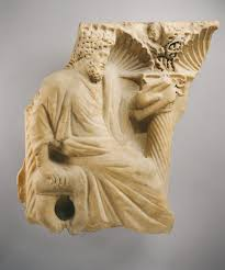 r sarcophagi essay heilbrunn timeline of art history the   fragment of a sarcophagus a seated figure