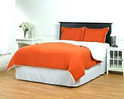 chocolate and burnt orange comforter set king brown queen sets