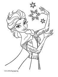 Coloring Pages Elsa Coloring Pages Disney Princess Coloring Pages