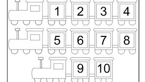 Preschool Number Chart 1 10 Number Chart 1 10 1 Worksheet Kindergarten Worksheets