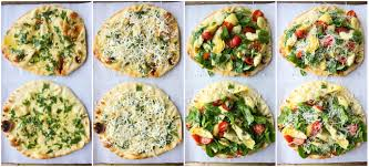 artichoke tomato and spinach flatbread delicious and easy appetizer that is loaded with artichokes