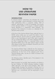 Literature Review  The AsterWrite View   AsterWrite Last