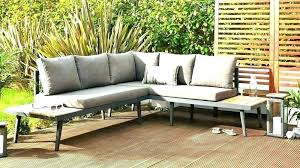 outdoor corner couch full size of outdoor couch dining set corner sofa rattan garden furniture table