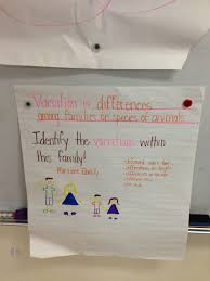 Heredity Anchor Chart 5th Grade Science Science Classroom
