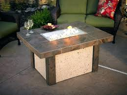 fire table kit natural gas fire pit kit medium size of pit table gas fire pit