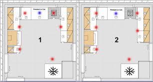 kitchen ceiling designs ideas lights designing recessed lighting design layout 2017