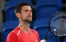Novak Djokovic took probably 5,000 ...