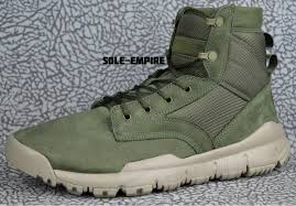 nike sfb 6 nsw leather dark stucco 862507 004 men 10 new nolid for