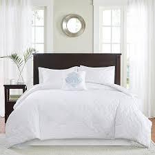 white cal king comforter. Fine Comforter Madison Park Quebec 5piece White Comforter Set  California King Inside Cal O