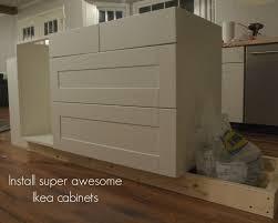 install island cabinets