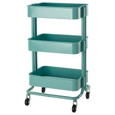 Ikea Kitchen Storage Cart Rskog Trolley Ikea