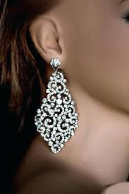 swarovski chandelier earrings crystal chandelier earrings big bridal earrings crystal earrings wedding chandelier earrings earrings large