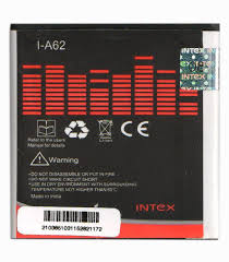 Intex Battery For Micromax Bolt A62