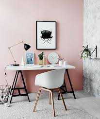 home office in bedroom ideas. decorating with dusty pink workspace designhome office designoffice designsbedroom home in bedroom ideas h