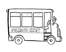 Small Picture Transportation School Bus Coloring Page Transportation Coloring
