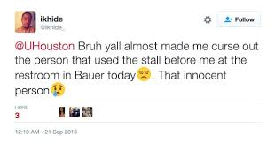 The Best Social Media Reactions To The Uh Brown Water Scandal