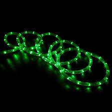 green led rope lighting. led rope light green 50 feet · back lighting d