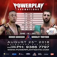 We are SUPER excited to announce Aaron... - POWERPLAY PROMOTIONS   Facebook