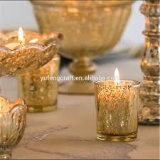 Wedding Tea Light Holders In Bulk Mercury Glass Votive Holders Candle Holder Tealight Holder Vintage Wedding Speckled Glass Buy Bulk Glass Votive Candle Holders Glass Cup Milk