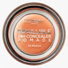 l oreal paris infallible 24 hour concealer pomade