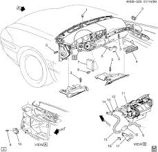 2001 buick century radio wiring diagram 2001 discover your park ave airbag module location 05 97 buick century transmission wiring