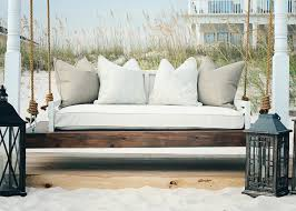 Hatteras Porch Swing Replacement Cushions Patio Cushion Covers
