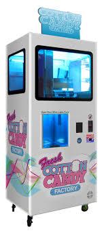 Vending Machine Factory Amazing Cotton Candy Factory Vending Machines Amusement Machine