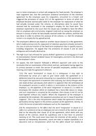 interpretation of contracts simplebooklet com was to retain employees in certain job categories for fixed periods the employer s main
