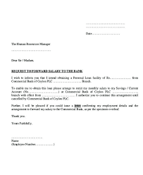 Hardship Letter Template Sample Letters For Loan Modifications