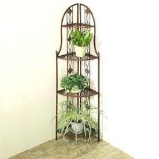 tall metal plant stand steel plant stands corner plant shelf corner brown corner plant stand plans tall metal plant stand