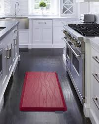 Kitchen Comfort Floor Mats Nuva Large Anti Fatigue Kitchen Floor Gel Mat Cushioned Size 25