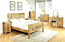 fabulous allen dark pine bedroom ine furniture oak