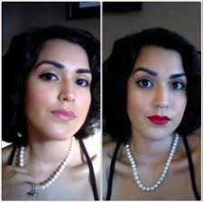 old hollywood pin up tutorial vine burlesque make up hollywood glam hair and hollywood makeup