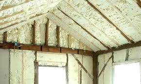 spray foam insulation cost. How Much Is Spray Insulation Does Cost Foam What You Need