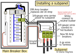how to wire tankless electric water heater noticeable breaker box rv breaker box wiring diagram at Wiring Breaker Box Diagram