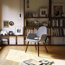 saarinen organic chair. Eames And Saarinen Organic Chair In Library Vitra Winter Stories 2018
