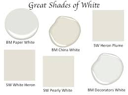 paper white paint colorWhite on White Interiors
