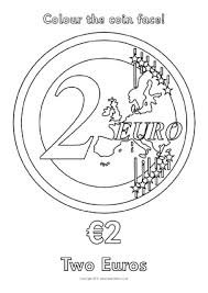 Money coloring sheets will prepare your children to face the real life challenges. Euro Coins And Money Teaching Resources And Printables Sparklebox