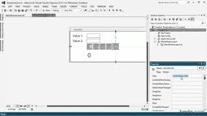 Visual Basic Tutorial Common Runtime Errors Lynda Com Youtube