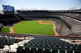 Globe Life Park Has Found A New Life As The Stadium Of D