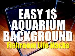 diy fish tank background paper 4