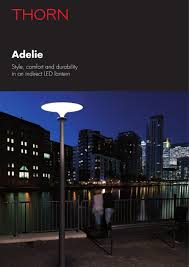 practical lighting. Practical Lighting Design With Leds Pdf Luxury Adelie Thorn Europhane Catalogues Documentation M