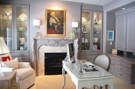 home office trends. Functional Home Office Design That Also Serves As A Great Reading Room [Design: Creative Trends