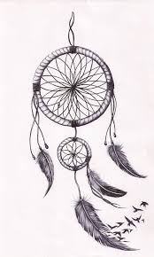 Dream Catcher Tattoo Stencils Latest Dreamcatcher Tattoo Design 5