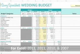 wedding budget template for excel 004 wedding budget template excel ideas pwb screenshot ulyssesroom