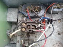 hvac contactor wiring explore wiring diagram on the net • contactor wiring doityourself com community forums ac contactor wiring diagram hvac condenser contactor wiring