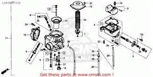 similiar honda trx300 parts keywords 1988 honda fourtrax 300 wiring diagram also yamaha atv starter
