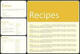 Homemade Cookbook Template Homemade Cookbooks Template Woodnartstudio Co