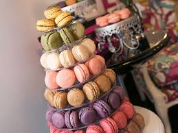 macaron towers catering