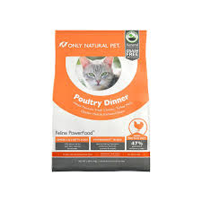 Only Natural Pet Feline Powerfood High Protein Grain Free